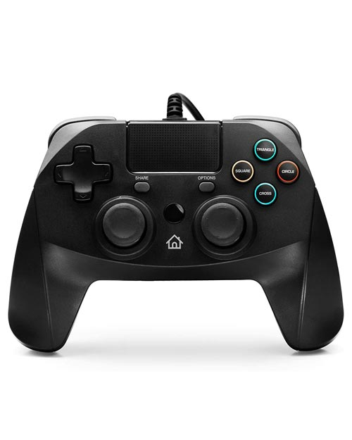 PlayStation 4 GamePad 4 S Wired Controller Black Snakebyte