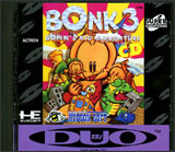 Bonk 3: Bonk's Big Adventure Super CD