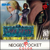 Dark Arms NeoGeo Pocket Color