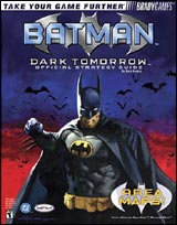 Batman Dark Tomorrow Official Strategy Guide