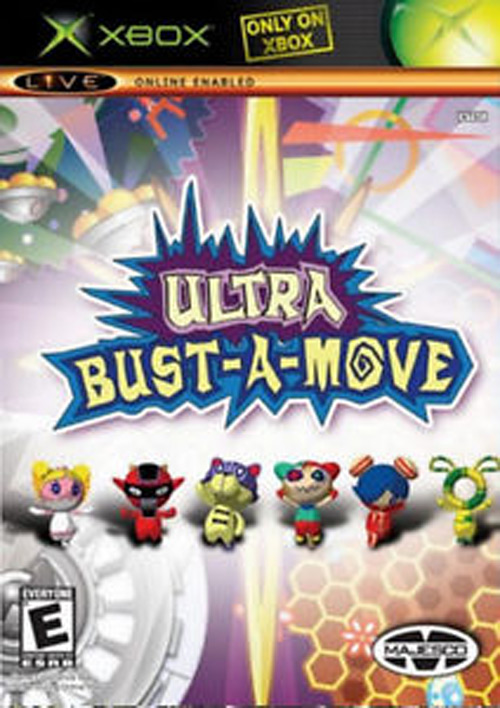 Ultra Bust-A-Move
