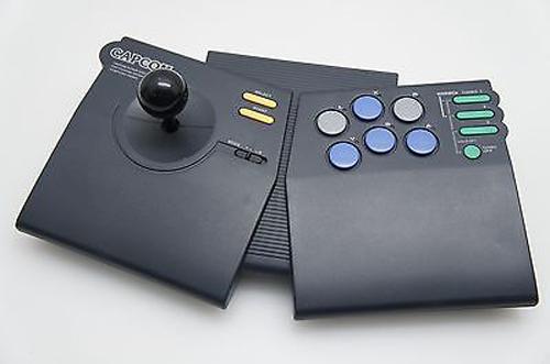 Genesis Capcom Fighter Power Stick GS