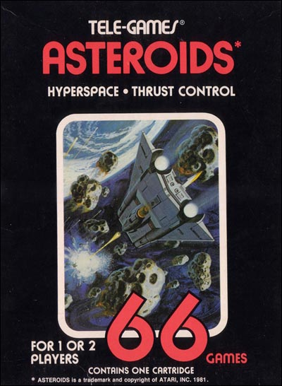 Asteroids by Sears