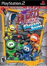 Buzz! Jr. Robo Jam (Software Only)