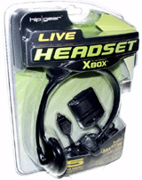 Xbox Live Headset & Communicator by Hip Gear