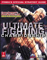 Ultimate Fighting Championship Official Strategy Guide Book