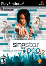 Singstar Pop 2 (Game Only)