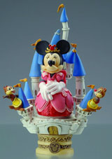Kingdom Hearts: Formation Arts Volume 3 Minnie Mouse Statue