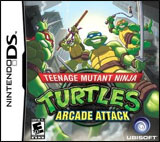 Teenage Mutant Ninja Turtles Arcade Attack