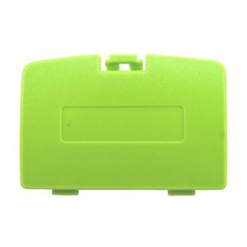 Game Boy Color Battery Cover Kiwi Green