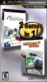 Mercury & Mercury Meltdown 2 Pack