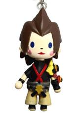 Kingdom Hearts Terra Mascot Strap