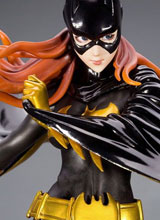 DC Batgirl Bishoujo Statue Black Costume Version