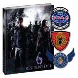Resident Evil 6 Limited Edition Official Strategy Guide