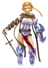 Queens Blade Leina DX Color Version PVC Figure