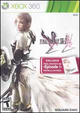 Final Fantasy XIII-2 with Book