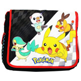 Pokemon Black & White Starter Messenger Bag