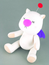 Final Fantasy Series Moogle 10 Inch Plush