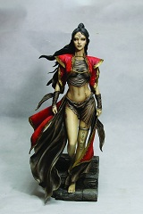 Fantasy Figure Gallery: Dead Moon 1/4 Scale Statue