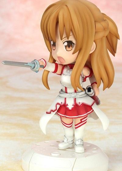 Sword Art Online Asuna Nanorich VC Figure