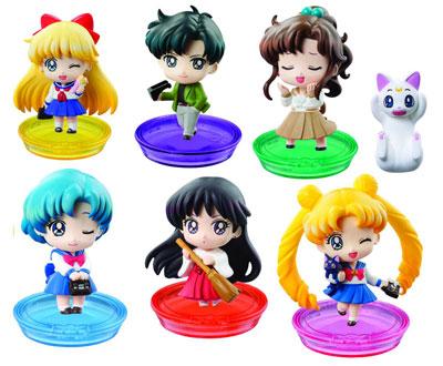 Sailor Moon Petit Chara Land Series 3 Box Set