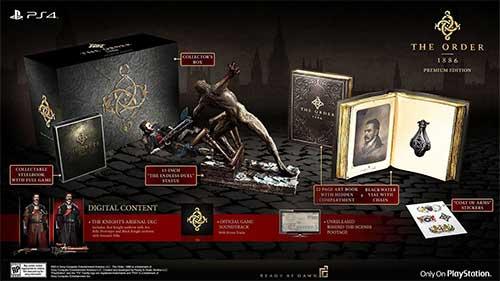 The Order: 1886 Premium Edition