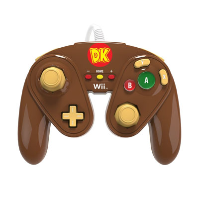 Wii U Fight Pad (Donkey Kong)