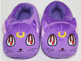 Sailor Moon Luna Slippers