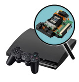PlayStation 3 Slim Repairs: Laser Pickup Replacement Service