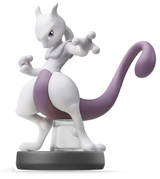amiibo Mewtwo Super Smash Bros.
