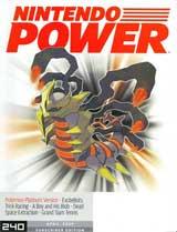 Nintendo Power Volume 240 Pokemon Platinum Version