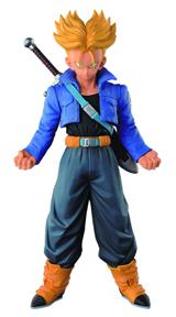 Dragon Ball Z Master Stars Super Saiyan Trunks 9.5 Inch Figure