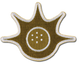 Black Rock Shooter Chariot Icon Patch
