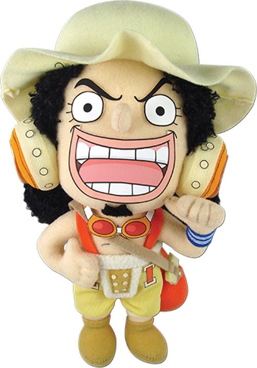 One Piece Usopp 8 Inch Plush