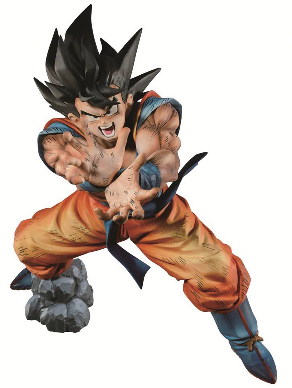 Dragon Ball Z Goku Super Kamhameha Premium Color Figure