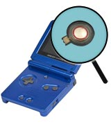 Game Boy Advance SP Repairs: Speaker Replacement Service