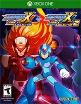 Image XB1 Mega Man X Legacy Collection 1+2