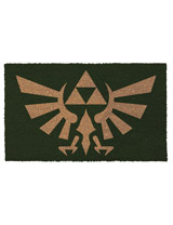 Legend of Zelda: Crest Doormat