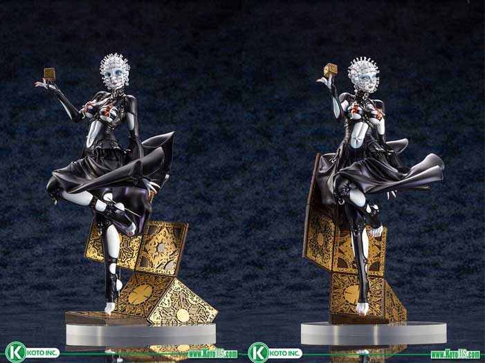 Hellraiser 3 Hell On Earth Pinhead Bishoujo Statue other angles