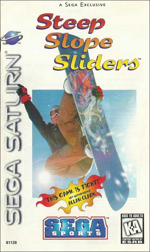 Steep Slope Sliders