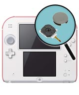 Nintendo 2DS Repairs: Analog Stick & Circle Pad Replacement Service
