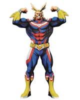 My Hero Academia Grandista All Might Manga Dimensions Figure