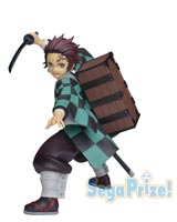 Demon Slayer: Tanjiro Kamado SPM Prize PVC Figure