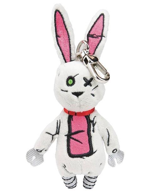Borderlands 3 Tiny Tina Rabbit Plush Keyring