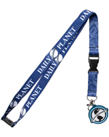 DC Comics Superman Daily Planet Lanyard