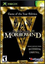 Elder Scrolls III: Morrowind: Game of the Year Edition