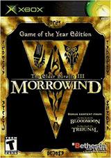 Elder Scrolls III: Morrowind: Game of the Year Edition