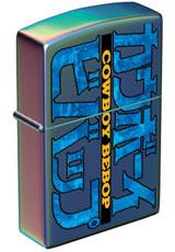 Cowboy Bebop Spectrum-Finish Zippo Lighter