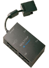 PS2 MultiTap (PS2 Slim) Sony