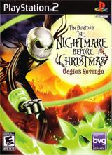 Nightmare Before Christmas: Oogie's Revenge
